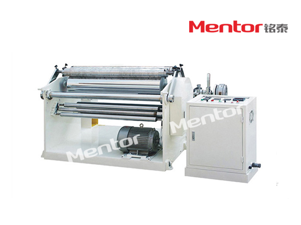Surface coiling and cutting machine